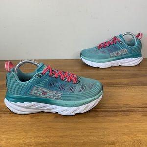 Hoka One One Womens Bondi 6 Running Shoe Size 6.5